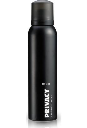 Privacy Man Erkek Deodorant 150 ml