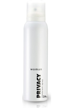 Privacy Woman Kadın Deodorant 150 ml