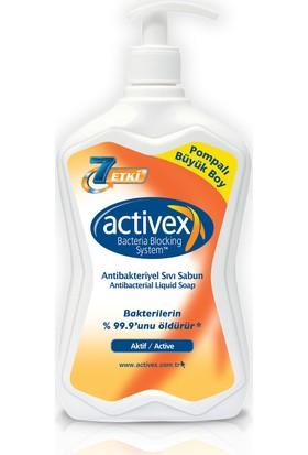 Activex Antibakteriyel Sıvı Sabun 700 ml Aktif 700