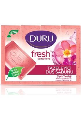Duru Fresh Duş Sabunu Çiçek Tazeliği 4x160 - 640gr