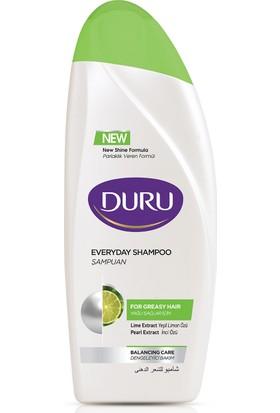 Duru Şampuan 600 ml Yağlı Saçlar