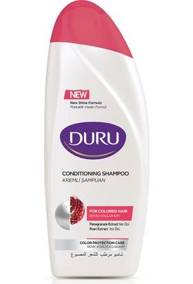 Duru Şampuan Boyalı Saçlar İçin 600 ml