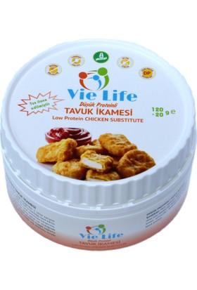 Vie Life 120 g Düşük Proteinli Tavuk İkamesi