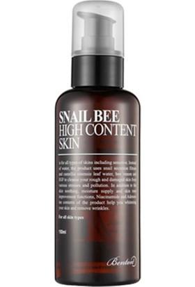 Snail Bee High Content Skin - Salyangoz Özlü Tonik