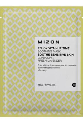 Mizon Enjoy Vital-Up Time Soothing Mask - Yatıştırıcı Sakinleştirici Lavanta Ekstreli Maske