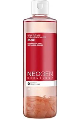 Neogen Real Flower Cleansing Water Rose - Gerçek Çiçek Yapraklı Gül Ekstreli Tonik