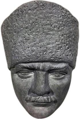 Atatürk Maskı Kalpaklı