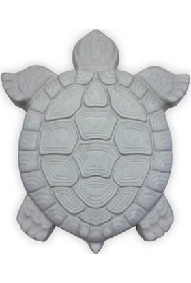 Beton Bahçe Yürüme Taşı Kaplumbağa