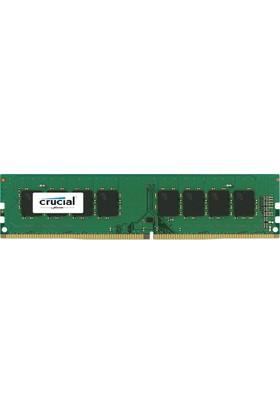 Crucial 16GB DDR4 2400Mhz UDIMM CL17 DRx8 Ram (PC4-19200)