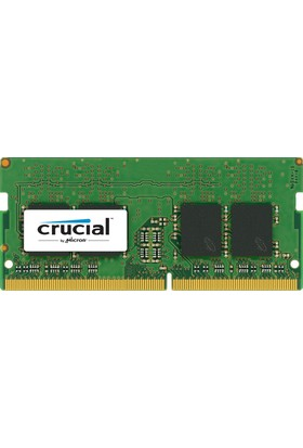 Crucial 4GB DDR4 2400Mhz SODIMM CL17 SRx8 Ram (PC4-19200)