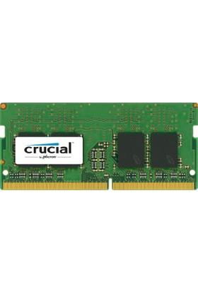 Crucial 8GB DDR4 2400Mhz SODIMM CL17 SRx8 Ram (PC4-19200)