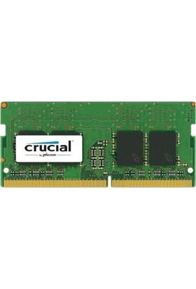 Crucial 16GB DDR4 2400Mhz SODIMM CL17 DRx8 Ram (PC4-19200)