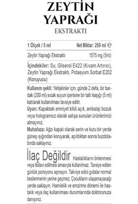 Fitonatural - Zeytin Yaprağı Ekstraktı 250 Ml