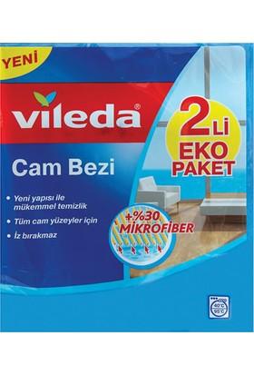 Vileda Cam Bezi 2'Li