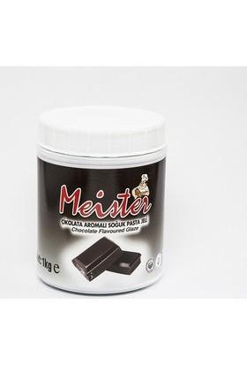 Meister Soğuk Pasta Jeli - Çikolata 1 Kg