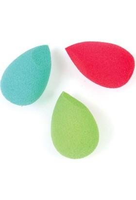 Nascita Stiletto 3 Parça Mini Sponge Set
