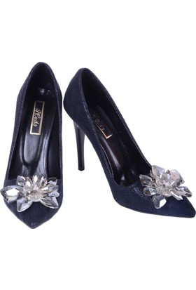 Cudo 038-9969 Kadın Topuklu Ayakkabı - 18-1B565101
