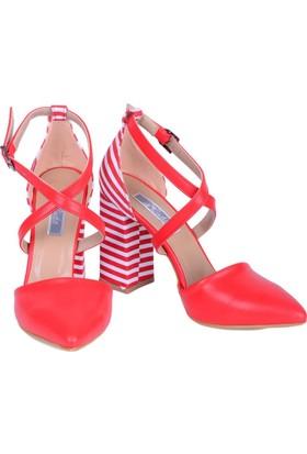 Cudo 005-863 Kadın Sandalet - 18-1B565125