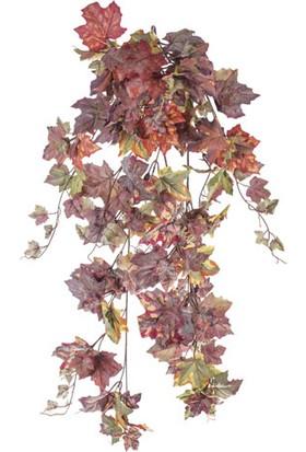 Piyop Yapay Maple Frosted Sarmaşık 78 cm