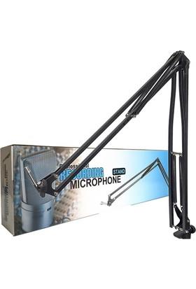 Lastvoice NB39 Masa Tipi Mafsallı Mikrofon Standı