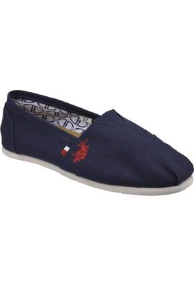 U.S. Polo Assn. A3352269 Lacivert Kadın Sneaker