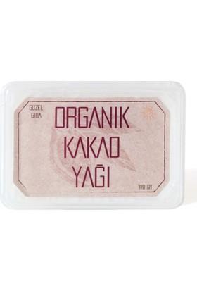 Güzel Ada Gıda Organik Kakao Yağı 170 gr