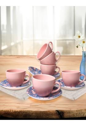 Keramika 12 Parça Çay Takımı Kuzu 17913