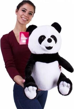 Selay Toys Peluş 60 Cm Panda Ayı