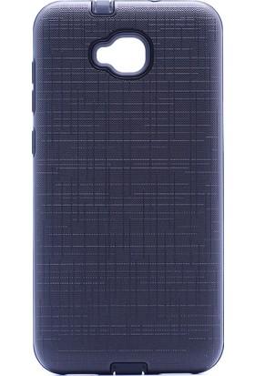 KNY Asus Zenfone 4 Selfie ZD553KL Kılıf Ultra Korumalı New Youyou Silikon + Nano Cam Ekran Koruyucu
