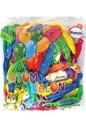 Atom Punch Balon