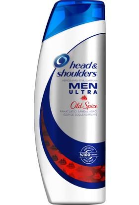 Head & Shoulders Men Ultra Erkeklere Özel Şampuan Old Spice 500 ml