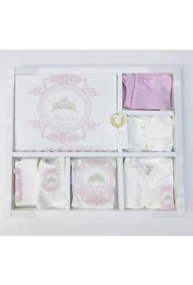Miniworld Kız Bebek Prenses 10'lu Hastane Çıkışı Seti