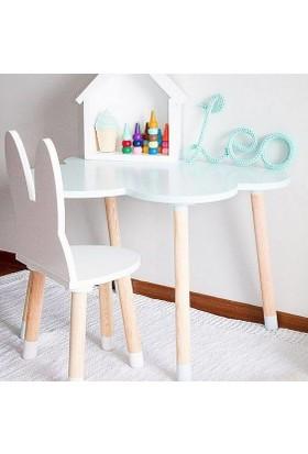 Samsori Bulut Çalışma Masası ve Tavşan Sandalye