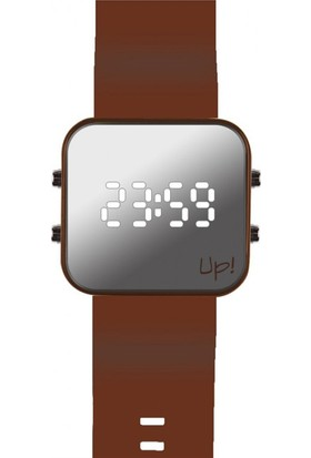 Up! Watch Brown Unisex Kol Saati