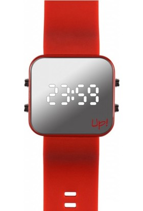 Up! Watch Mını Red Unisex Kol Saati