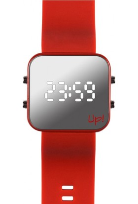 Up! Watch Red Unisex Kol Saati