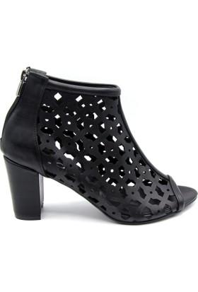 Steymi Kadın Günlük Topuklu Ayakkabı