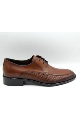Zafer Türkoğlu Taba Klasik Erkek Ayakkabı