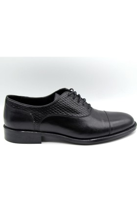 Zafer Türkoğlu Siyah Klasik Erkek Ayakkabı