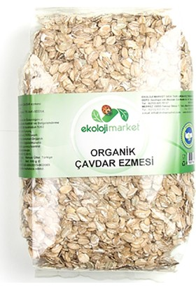 Ekoloji Market Organik Müsli, Yulaf, Buğday, Çavdar, 500gr