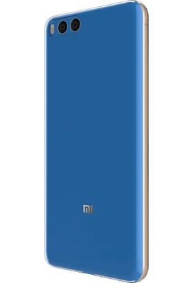 Microsonic Xiaomi Mi Note 3 Kılıf Transparent Soft Beyaz