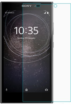 Microsonic Sony Xperia L2 Temperli Cam Ekran Koruyucu Film