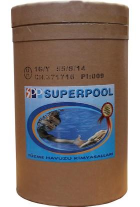 Superpool Toz Klor %90 50 KG