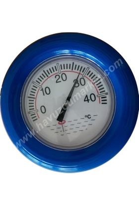 Gemaş Kadranlı Yüzer Tip Termometre