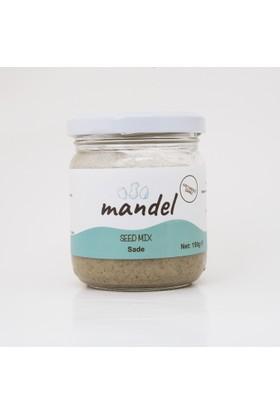 Mandel Seed Mix (Karışık Kuruyemiş Ezmesi) 150 gr - Sade