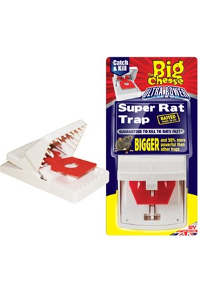 Big Cheese Ultra Power Super Fare Kapanı