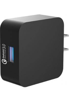 Tronsmart WC1T Quick Charge 3.0 Duvar Şarjı