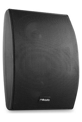 Mikado Mdk126-5Ta 2X5.25-13.3Cm 40W Max:80W 100V+8Ohm Siyah Duvar Hoparlör
