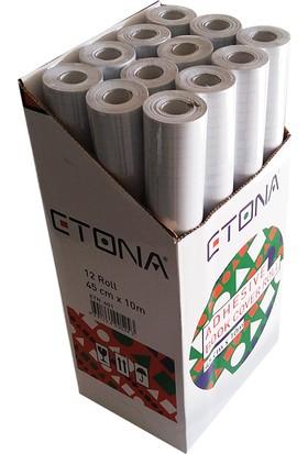 Etona Asetat Yapışkanlı Rulo 45 x 10 Etn-601