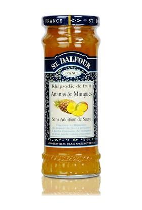St. Dalfour Ananas-Mango Reçeli 284 Gr. Şekersiz